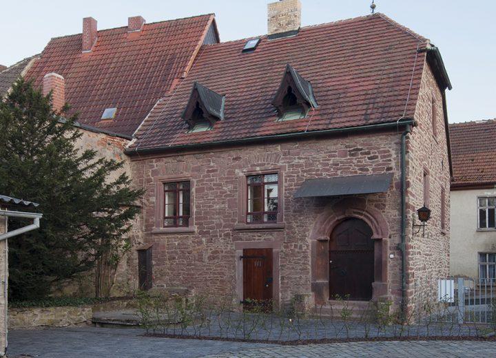 Ouderlijk huis van Luther in Mansfeld